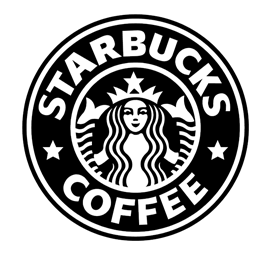 starbucks logo customer